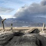 Un buen time lapse del volcán islandés