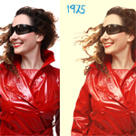 100 acciones de Photoshop para envejecer
