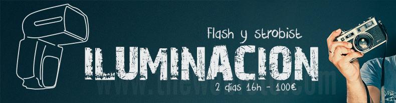 Curso de iluminacion con flash