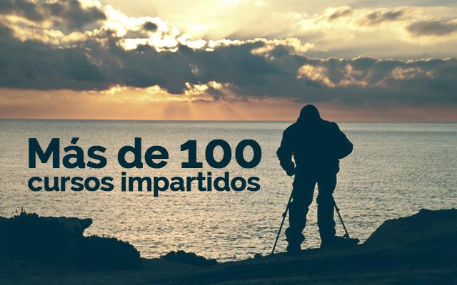 CURSOS PRESENCIALES DE FOTOGRAFÍA