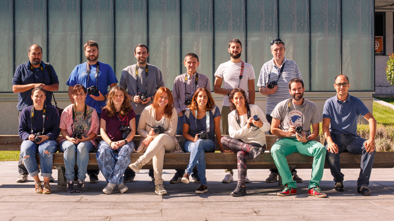 Curso fotografia madrid