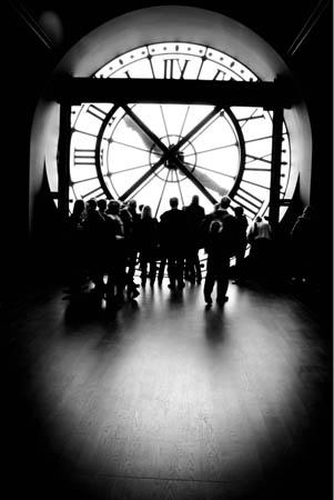 En la luz y el tiempo