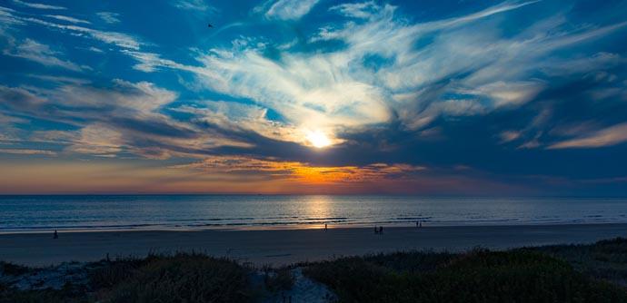 Sunsethunter